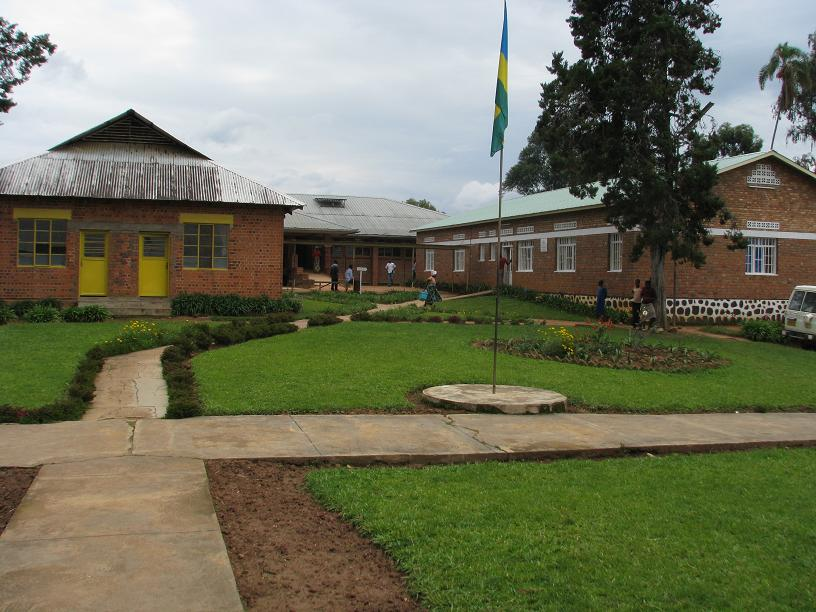 Hospital Main Entrance